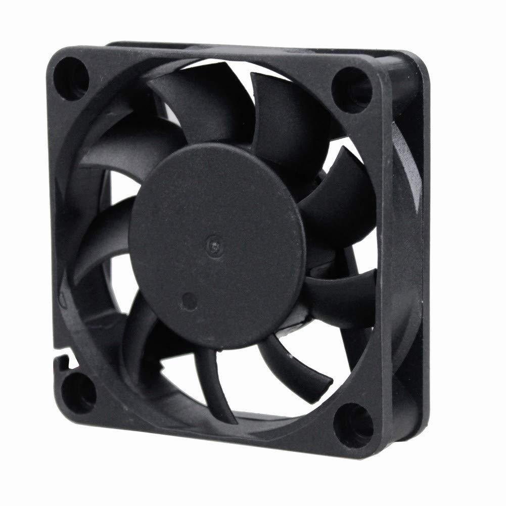 GDSTIME 12V 60mm x 15mm Dual Ball Bearing 6015 Brushless Cooling Fan