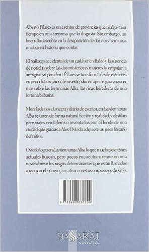 Las hermanas Alba (Narrativa): Amazon.es: Alex Oviedo: Libros