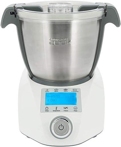 Compact Cook – Robot de cusine multifunción Télé Diffusion: Amazon.es: Hogar