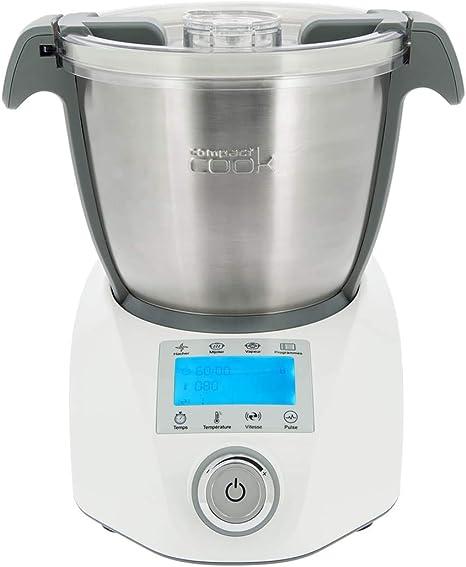 Compact Cook – Robot de cusine multifunción Télé Diffusion: Amazon ...