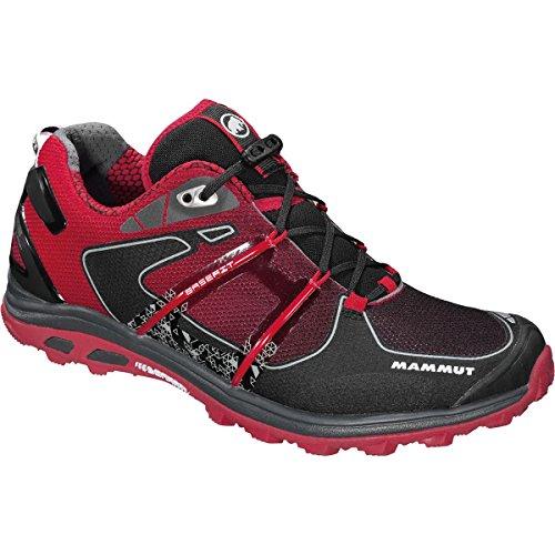 Herren Outdoor Schuh Mammut MTR 201 Pro Low Outdoor Shoes inferno/black