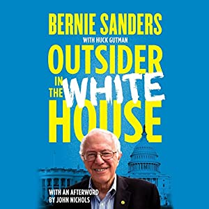 Outsider in the White House Hörbuch