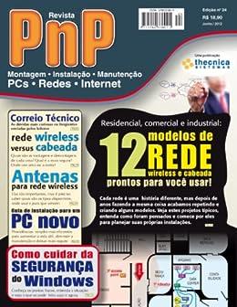 PnP Digital nº 24 - 12 modelos de rede prontos para usar por [Campos, Iberê M.]
