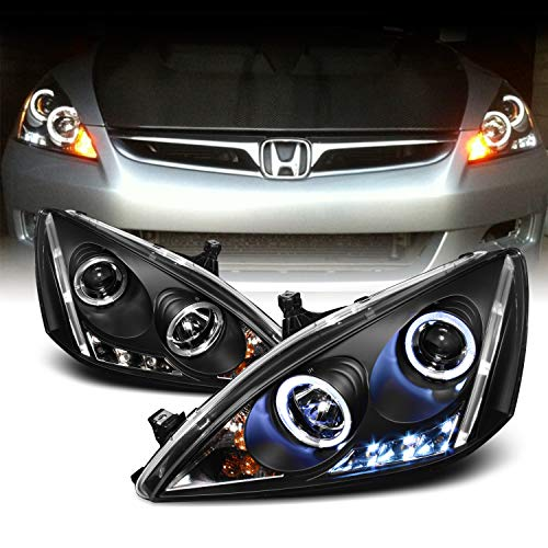 Honda Accord Projector Lights - 7