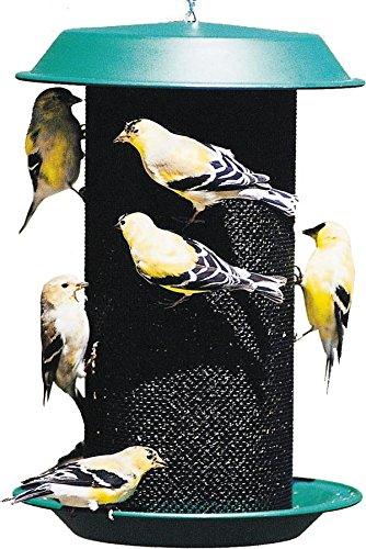 MAGNUM THISTLE BIRD FEEDER - 5 LB CAP (Magnum Thistle Feeder)