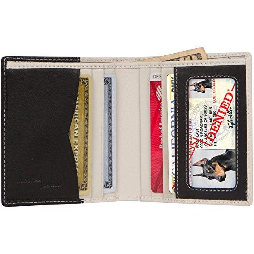 Access Denied Womens Minimalist Wallet