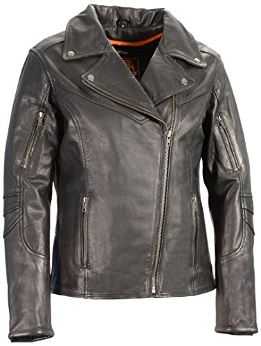 Vented Riding Jacket - 4