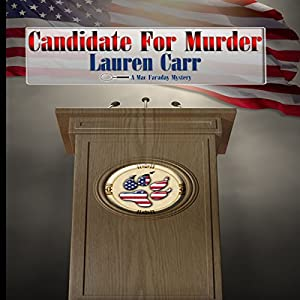 Candidate for Murder Audiobook