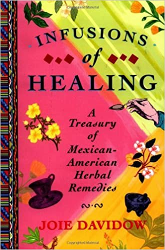 Infusions of Healing : A Treasury of Mexican-American Herbal Medicine