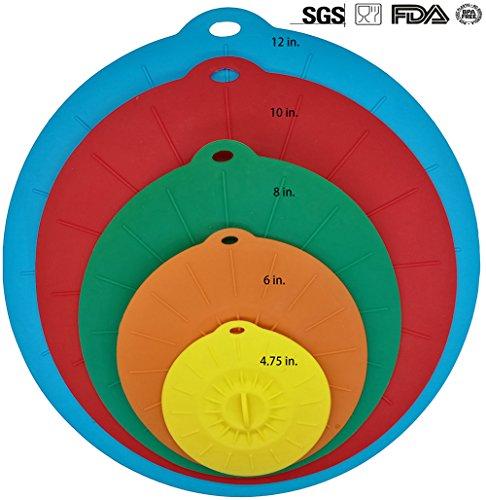 10 1 4 inch pot lid - 3