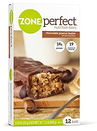 amazon zoneperfect nutrition snack bars high protein energy bars