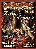 Red Dragon Inn: AlliesZariah The Summoner Card Game