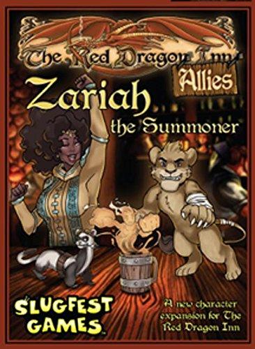 Red Dragon Inn Allies Zariah Summoner