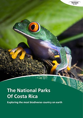 The National Parks of Costa Rica: Exploring the most biodiverse country on earth
