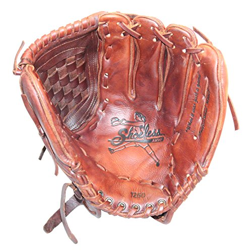 Diamond Ready Baseball Gloves Shoeless Jane 12 1/2'' Fast Pitch Basket Weave Pocket Glove (Right Hand Throw)