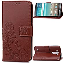LG G3 Case Flip Case Leather Wallet Phone Cove Shell 5.5 inch