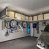 FLEXIMOUNTS 2-Piece Overhead Garage Storage Rack