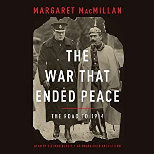 The War That Ended Peace Audiobook