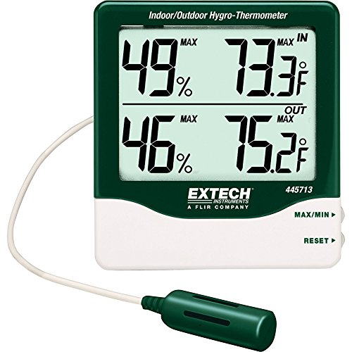 Extech Hygro Thermometer - 4