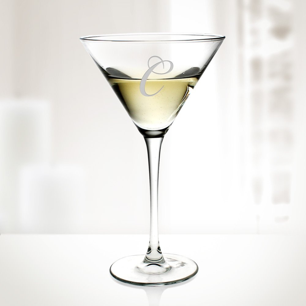 Personalized 10oz Martini Cocktail Cup Arc International 48463