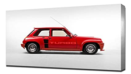 Image Unavailable. Image not available for. Color: Lilarama USA 1979 1984 Renault 5 Turbo ...