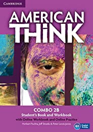 American Think 2 - Combo B With Online Workbook and Online Practice