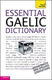 img - for Essential Gaelic Dictionary (Teach Yourself) book / textbook / text book
