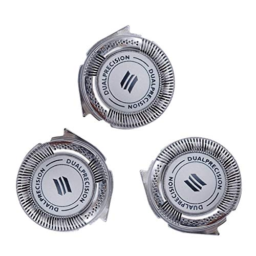 Philips Genuine Norelco HQ8 Dual Precision Shaver Replacement Heads ()