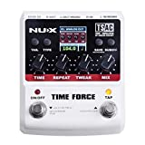 Time Force Delay Effects Multi Modulation Stereo Looper Digital11 Sounds 9 Presets Looper Guitar Effect Pedal True 12 modulation models Dry Function for Soundfix Musical Electronic Guitar