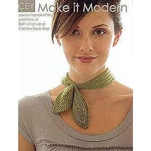 Amazon.com: Classic Elite Knitting Patterns Make it Modern ...