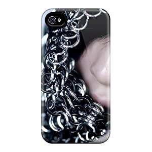 Iphone 4/4s Case Cover Girl Asian Face Eyes Case - Eco-friendly Packaging