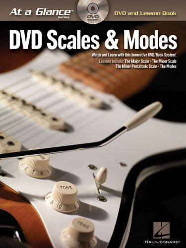 Download By Chad Johnson - Scales & Modes: At a Glance Series (At a Glance (Hal Leonard)) (Pap/DVD) (2008-03-16) [Paperback] ebook