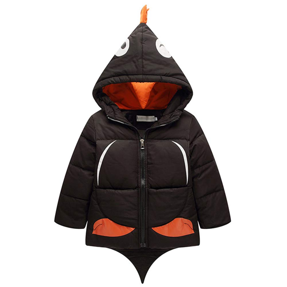 factory price hot-selling professional exquisite design Amazon.com: Children Boys Girls Hooded Coat Winter Warm ...