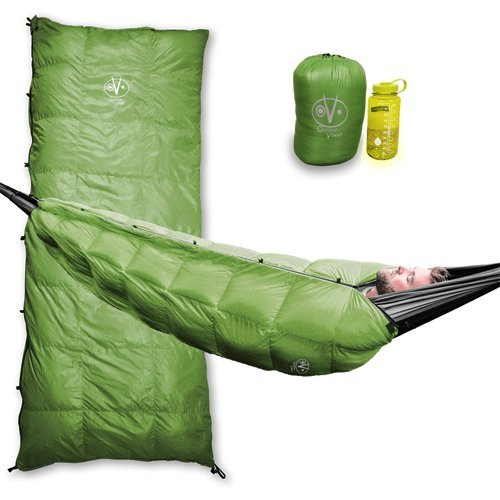 Outdoor Vitals Aerie 20°F Down Underquilt/Sleeping Bag