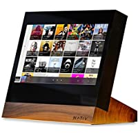 Nativ Vita high-resolution music system and touchscreen control