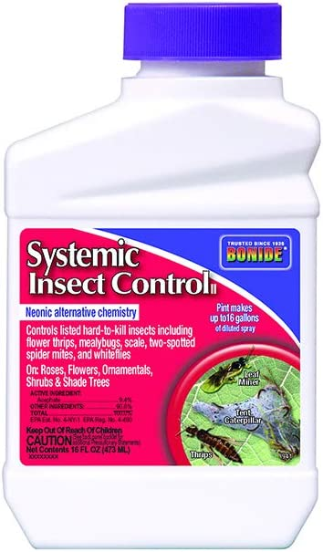 Bonide Products 941 Pt Insect Systemic Spray home-pest-repellents, 16 Oz