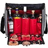 Bartender Travel Bar Bag-16 Inch Bar Wine Carrier