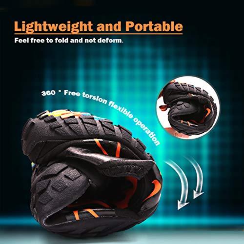 Otros De Adecuado Rápido Zapatos Cómodo Acuáticos Negro2 Unisex Transpirable Para Dogeek Surf La Deportes Playa Agua Natación Y Secado 46 Deportes Calzado Eu35 dqOnww5U04