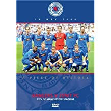 UEFA Cup Final 2008 Glasgow Rangers v FC Zenit