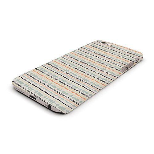 Koveru Back Cover Case for Apple iPhone 6 - Material Pattern