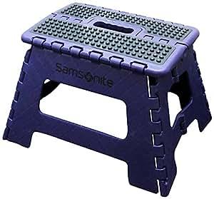 Amazon Com Samsonite Mini Folding Step Stool Royal Navy
