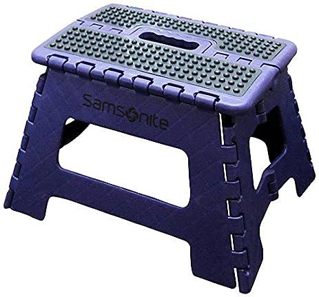 Samsonite Mini Folding Step Stool Royal/Navy  sc 1 st  Amazon.com & Amazon.com: Samsonite Mini Folding Step Stool Royal/Navy: Kitchen ... islam-shia.org