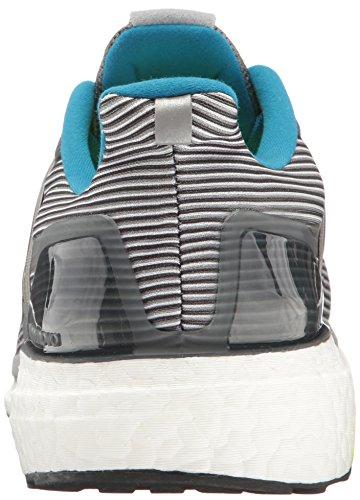 Adidas Mens Supernova M Scarpa Da Corsa Vista Grigio / Nero / Blu Unità