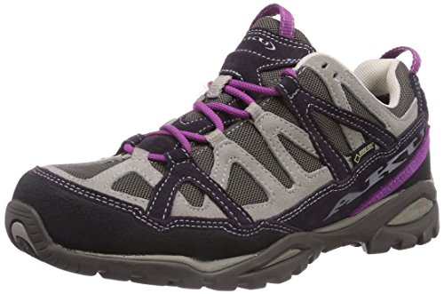 AKU Arriba II GTX, Women's Outdoor Cross Trainers Brown (Brown/Violet 385)