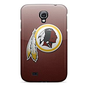 Samsung Galaxy S4 Hwm12164qDIV Support Personal Customs Nice Washington Redskins Pictures High Quality Cell-phone Hard Covers -AshtonWells