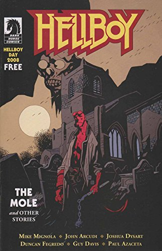 hellboy-the-mole-and-other-stories-1-vf-dark-horse-comic-book