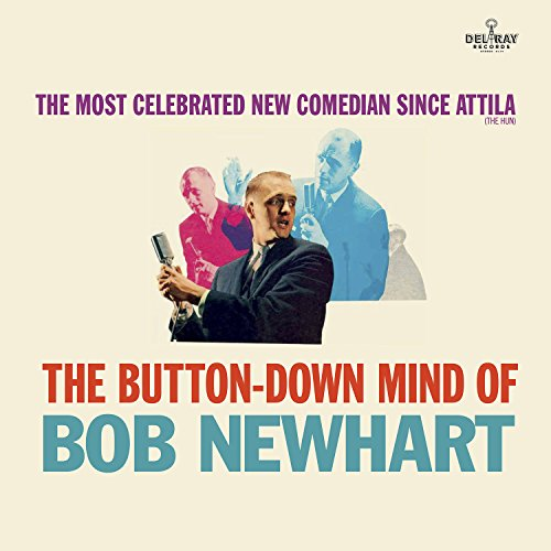 The Button Down Mind Of Bob Newhart (Import) (The Button Down Mind Of Bob Newhart)