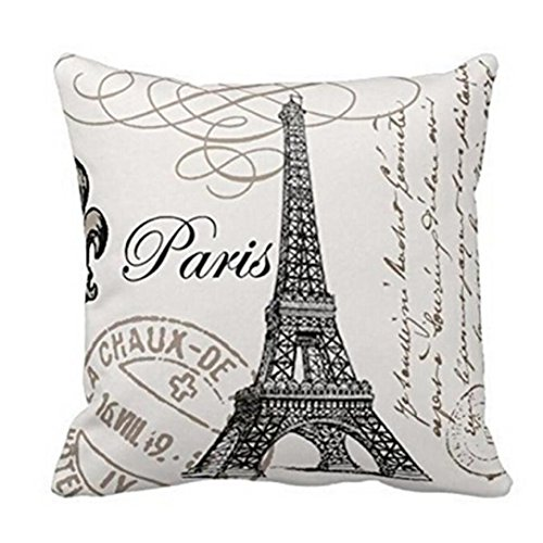 Winhurn Tower Sofa Bed Home Decoration Festival Pillow Case Cushion Cover