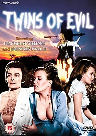 Image result for Twins of Evil (1971)
