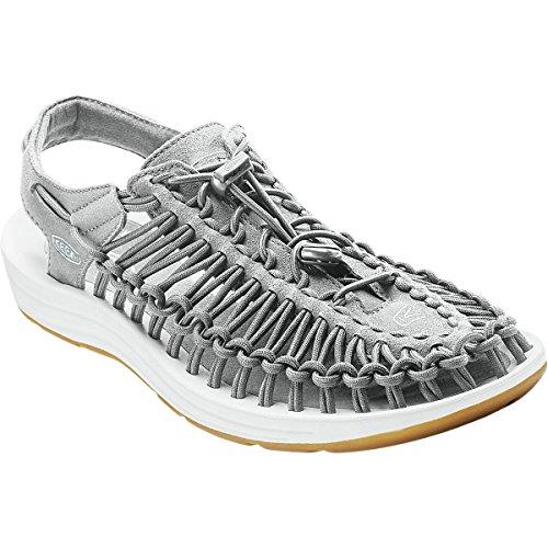 Appassionato Delle Donne Uneek 8mm Sandalo Grigio Neutro / Bianco